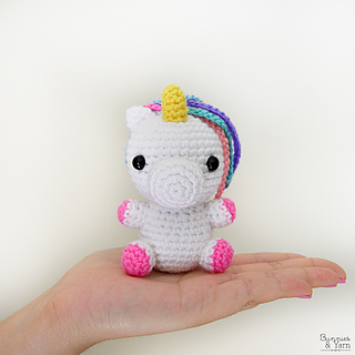 Ravelry Baby Unicorn Pattern By Michelle Alvarez