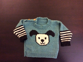 Ravelry Puppy Pullover Pattern By Gail Pfeifle Roo Designs