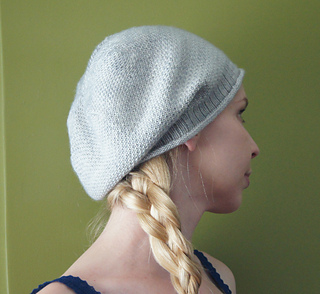 Ravelry  Slouchy Linen Stitch Hat pattern by Michelle Lynne 34dce68edea