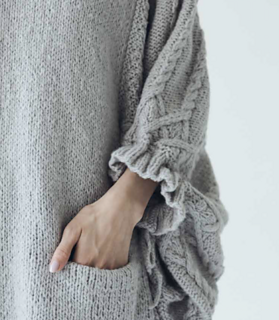 A-3 Pullover pattern by michiyo