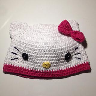 Ravelry Hello Kitty Hat Pattern By Mimi Alelis
