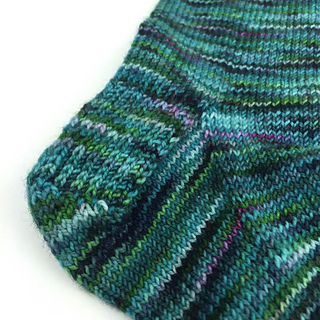 405759efee4 Ravelry  First Time Socks - Magic Loop Technique pattern by Mimi Kezer