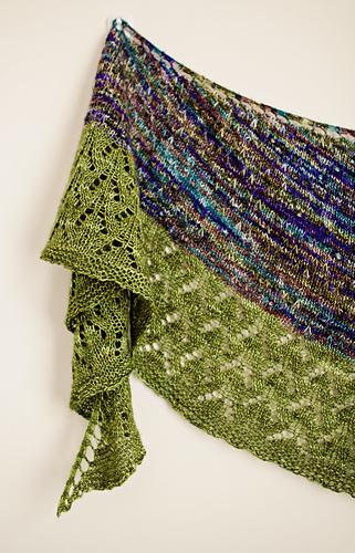 Knitting Expat Ravelry : Ravelry budding bluebells shawl pattern by knitting expat