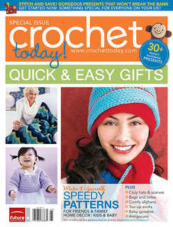 Ravelry Crochet Today Quick Easy Gifts 2009 Patterns