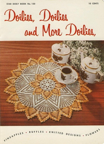 Ravelry Star Book No 120 Doilies Doilies And More Doilies