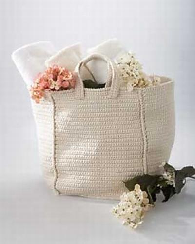Ravelry Cottage Bag Pattern By Bernat Design Studio