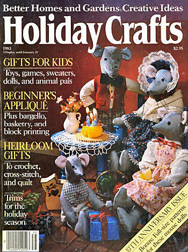 Ravelry: Better Homes and Gardens Creative Ideas Holiday Crafts 1983 ...