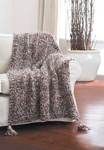 Ravelry Multi Strand Afghan 133 Pattern By Patons