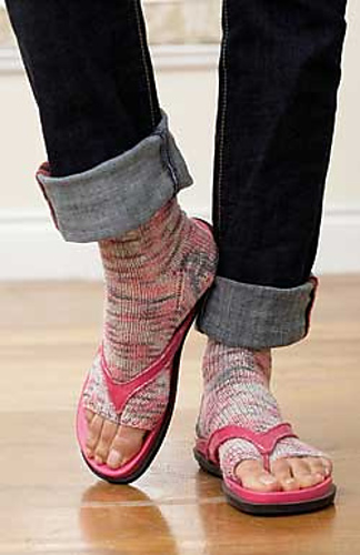 Ravelry Pedicure Socks 147 Pattern By Patons