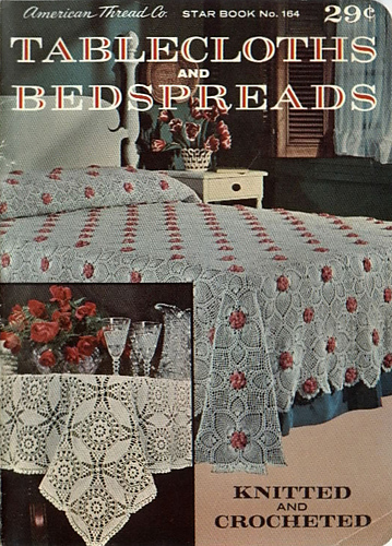 Ravelry Star Book No 164 Tablecloths And Bedspreads Patterns