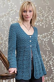 f1d72c9fa Ravelry  Crochet Cardigan pattern by Gayle Bunn