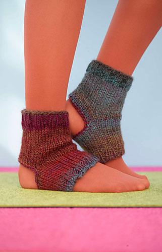 Ravelry Sausalito Stirrup Socks Pattern By Lion Brand Yarn