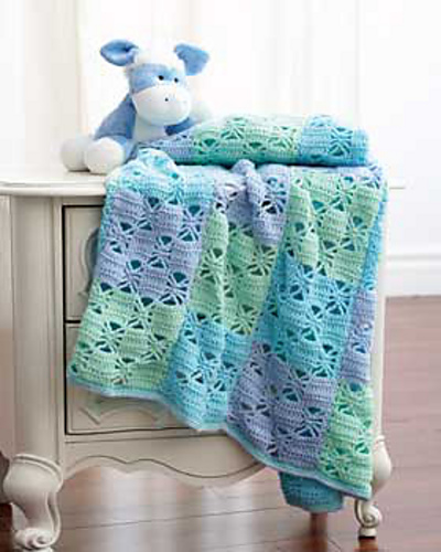 Ravelry Bernat 30 Baby Blankets To Crochet Patterns