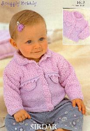 Ravelry Sirdar Snuggly Bubbly 1613 Patterns