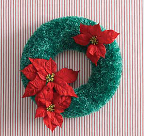 Ravelry Christmas Wreath Crochet Pattern By Bernat Design Studio