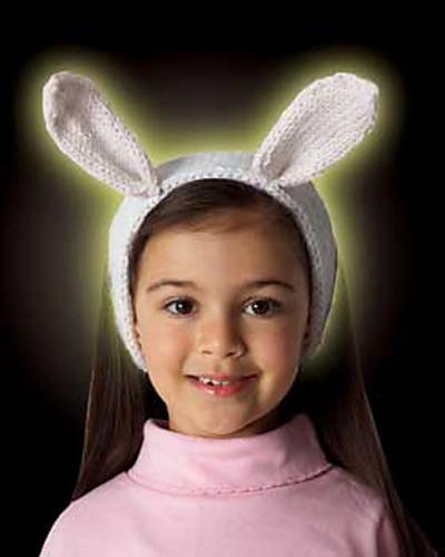 Ravelry Bunny Ears Headband Archive Pattern By Bernat Design Studio