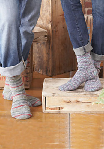 Ravelry Toe Up Socks Crochet Pattern By Patons