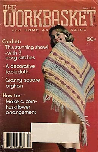 Ravelry Workbasket Magazine Vol 43 No 10 July 1978 Patterns
