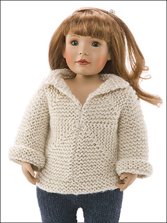 Free Knitting Patterns For 10 Inch Dolls Clothes : Ravelry: House of White Birches #121038, Fun-to-Knit Doll Clothes - patterns