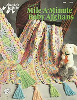 patterns u003e Annieu0027s Attic / Annieu0027s u003e Annieu0027s Attic #268B Annieu0027s Mile-a-Minute Baby Afghans & Ravelry: Annieu0027s Attic #268B Annieu0027s Mile-a-Minute Baby Afghans ...