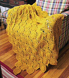 Ravelry Golden Pineapples Pattern By Annie S Attic