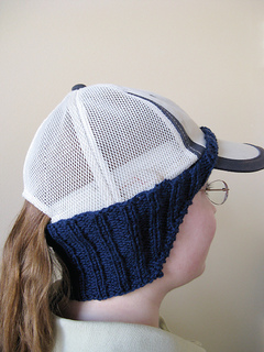 Ravelry Ear Warmer For Baseball Hat Pattern By Susan Snyder