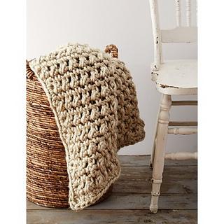 Ravelry Easy Going Crochet Blanket Pattern By Bernat