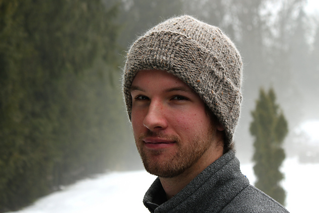 Ravelry  Jason s Tweed Hat pattern by Melissa Thomson f7a12c51fc2