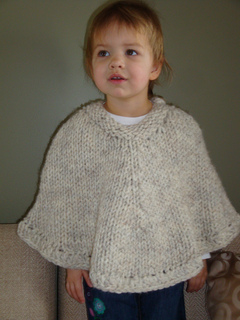 Ravelry Toddler S Poncho Pattern By Australian Women S Weekly