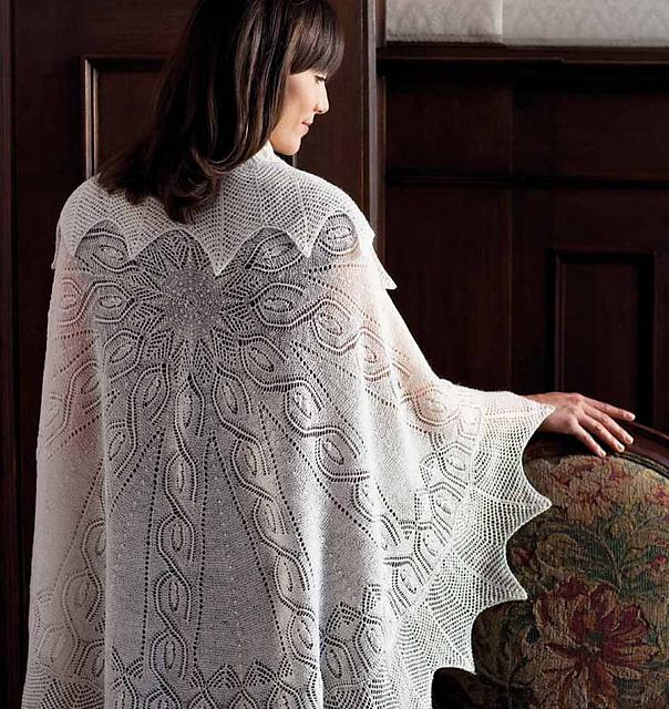 kowhai and fern shawl - Fantastisch Bder Ideen 2015