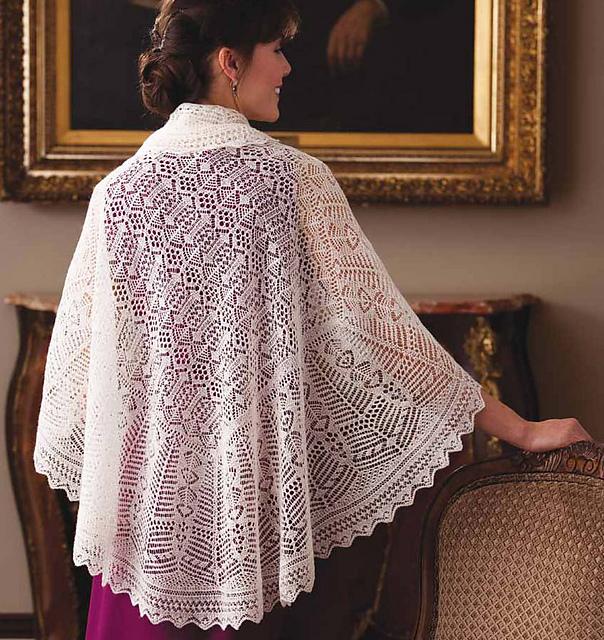 granny cheynes shetland shawl - Fantastisch Bder Ideen 2015