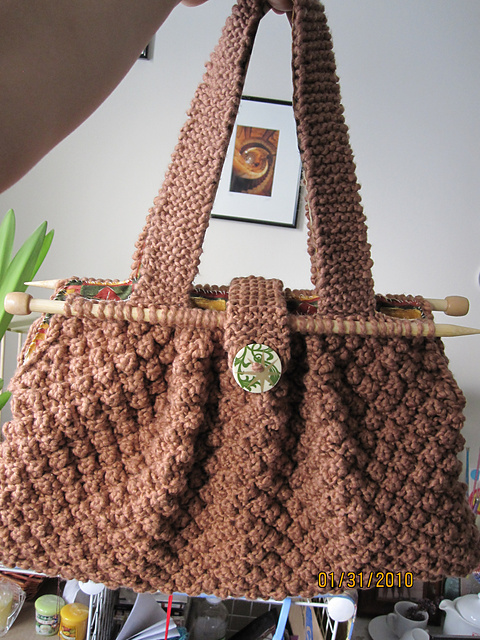 Ravelry Bag Style 22 Inspirational Handbags Totes And Carry Alls