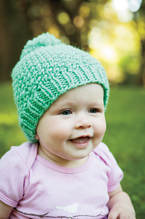 Ravelry  Bee Stitch Hat pattern by Melissa Metzbower e2fe5a66f1d