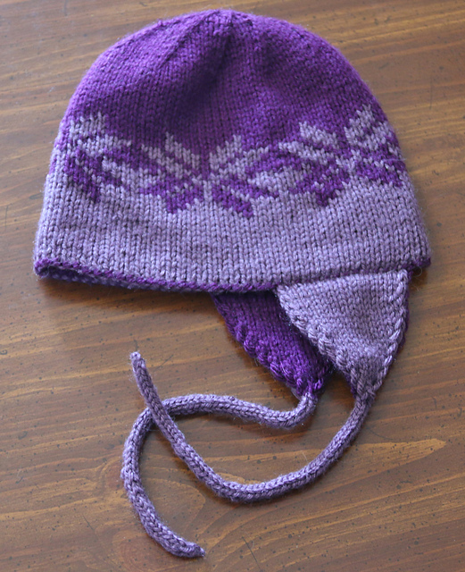 Ravelry: Double Knit Fair Isle Hat pattern by Mary Ann Moran