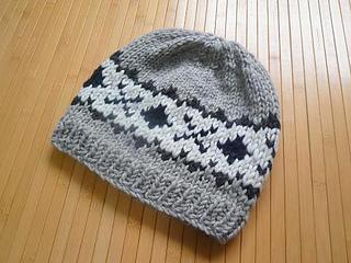 Ravelry  p.10 Cowichan Hat pattern by Yoko Hatta (風工房) 05efdd80542