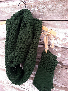 Ravelry Budding Infinity Scarf Pattern By Linda Thach