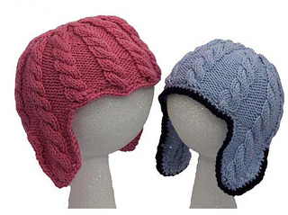 Baby-cable-flap-hats-ns25_small2