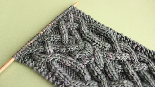 Ravelry Fancy Celtic Cable Pattern By Kristen Mcdonnell