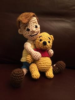 Ravelry Winnie The Pooh Pattern By Megan Kreiner