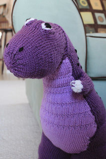 T-Rex Toy pattern by Patons - Ravelry