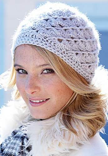 Ravelry Swirl Hat Crochet Pattern By Patons