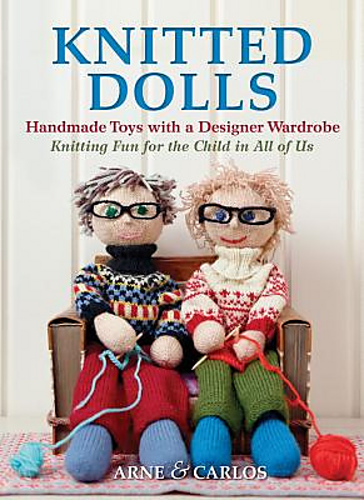 Ravelry Knitted Dolls Handmade Toys With A Designer Wardrobe