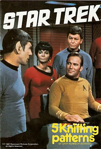 Ravelry Star Trek 5 Knitting Patterns Patterns