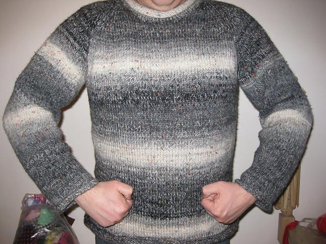 Ravelry Mens Chunky Sweater Pattern By Yarn Forward