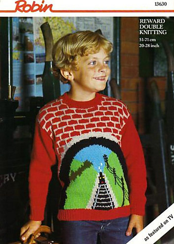 Ravelry Robin 13630 Thomas The Tank Engine And Friends Patterns