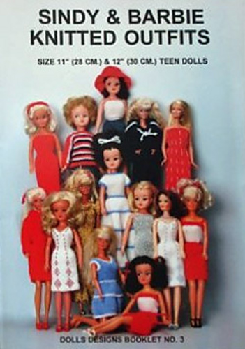 Ravelry Sindy And Barbie Knitted Outfits Patterns