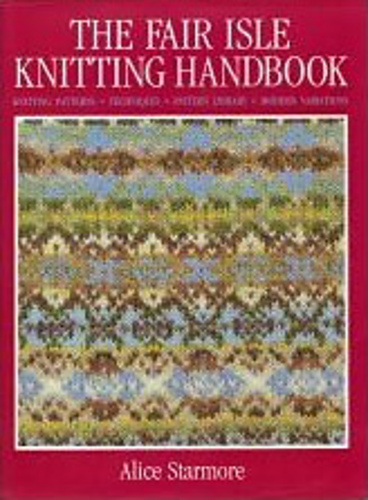 Ravelry: The Fair Isle Knitting Handbook - patterns