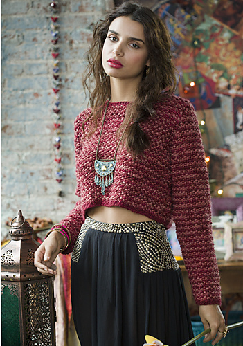 Ravelry Vogue Knitting Very Easy Sweaters Patterns