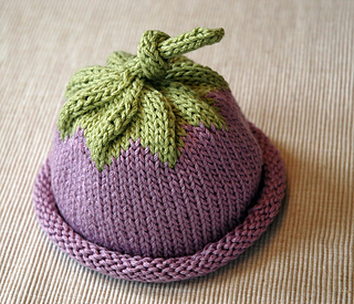ff2d56095c56 Ravelry  Berry Baby Hat pattern by Michele Sabatier