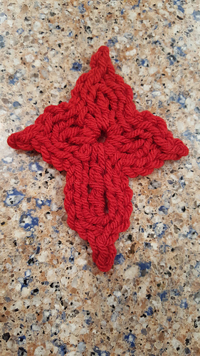 Ravelry Cross Pocket Prayer Shawl Pattern By Margaret